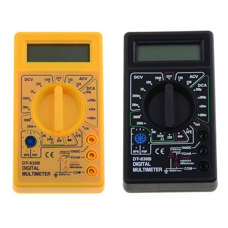 Мультиметры: какой прибор лучше выбрать