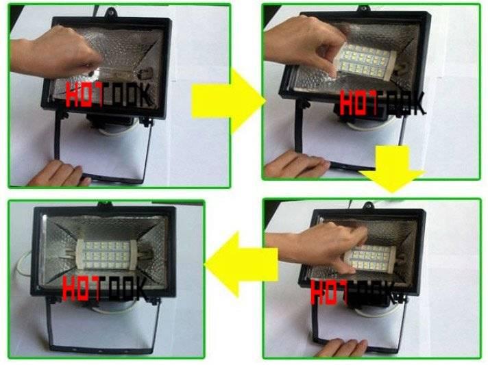 Можно ли заменить галогеновые лампы на светодиодные в люстре?