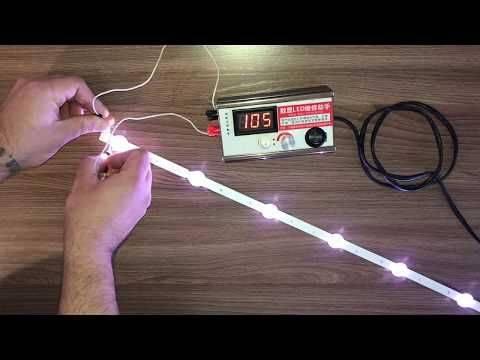 Как проверить светодиодную лампу мультиметром