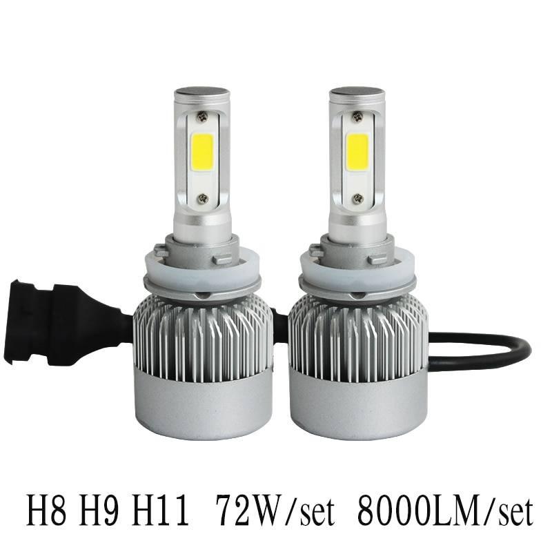 Можно ли ставить светодиодные лампы в фары