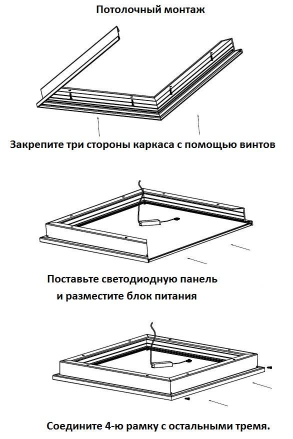 Монтаж потолочных светильников - как правильно сделать крепление и подключение, как расположить их на потолке, фото и видео примеры