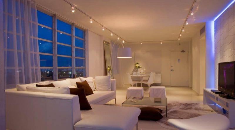 Сложно ли сделать светодиодное освещение в доме или в квартире