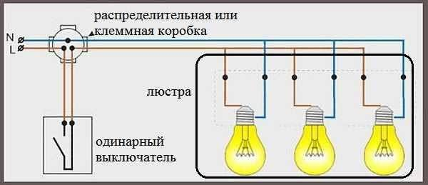Как правильно подключить двухклавишный выключатель света и не допустить ошибок.