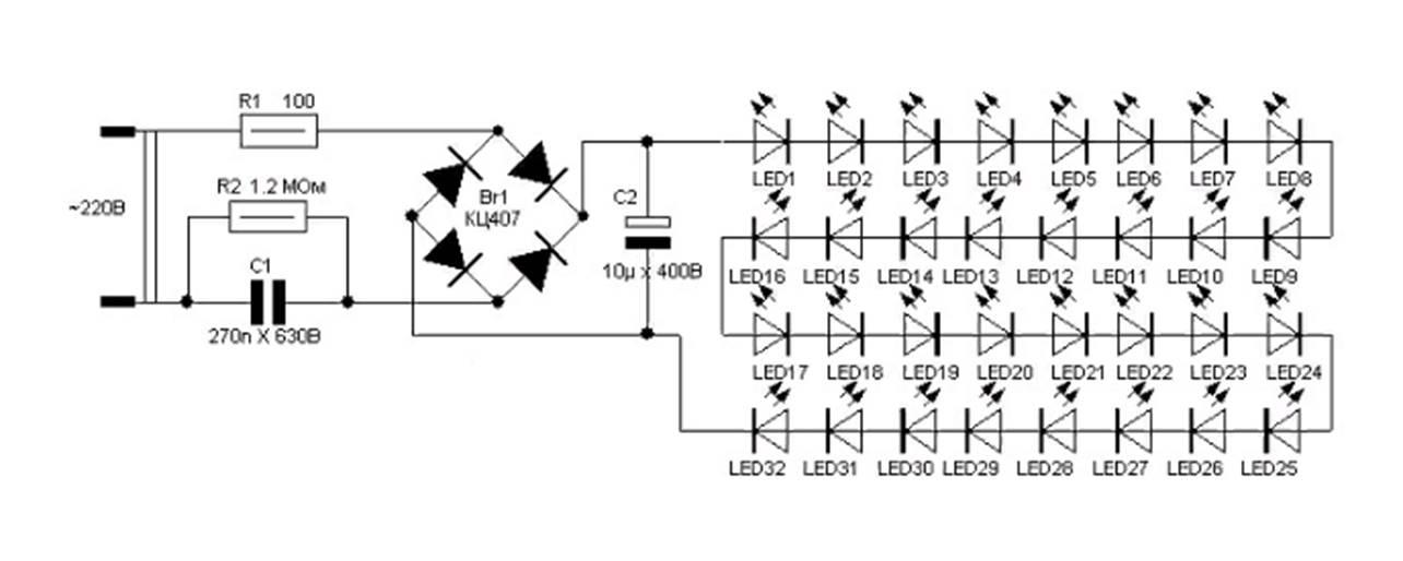Ремонт светодиодных светильников своими руками - советы электрика - electro genius