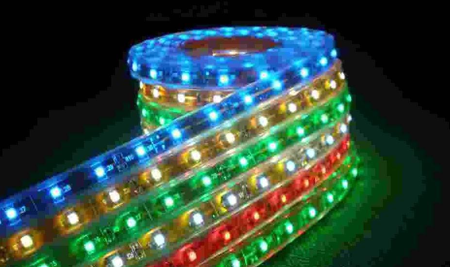 El шнур и светодиодная лента — сравнение преимуществ и недостатков. неоновый провод — виды и отличия.