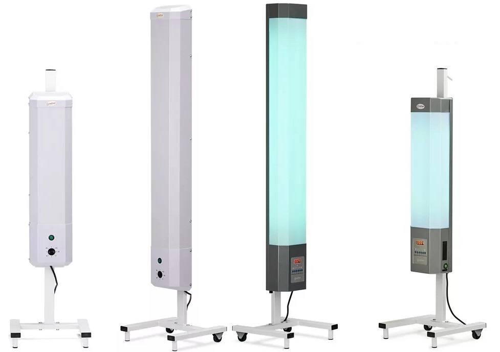 Бактерицидная лампа дома: все за и против