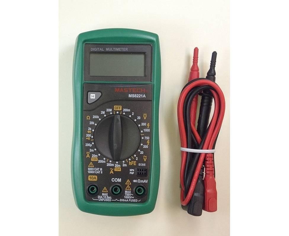 Какой лучше выбрать мультиметр, тестер электрический