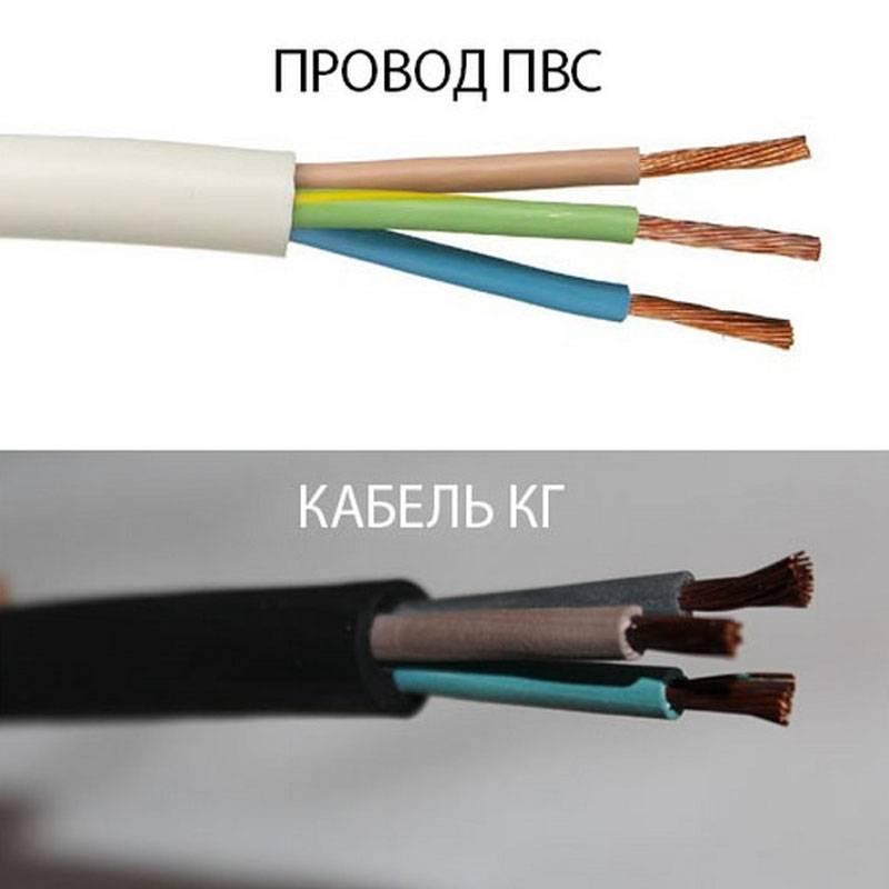 Какое сечение кабеля нужно для духового шкафа встраиваемого