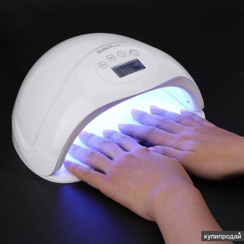 Топ-10 led ламп для маникюра • журнал nails