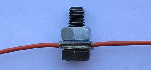Как правильно соединить медный и алюминиевый провода?