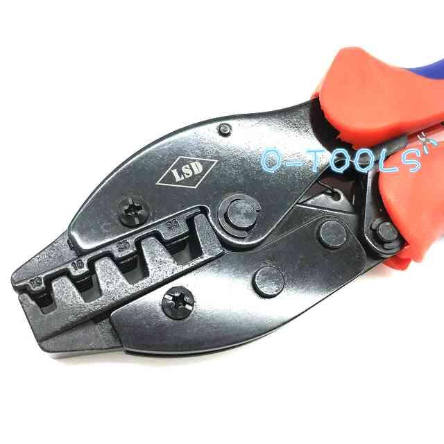 Как обжать наконечник без инструмента