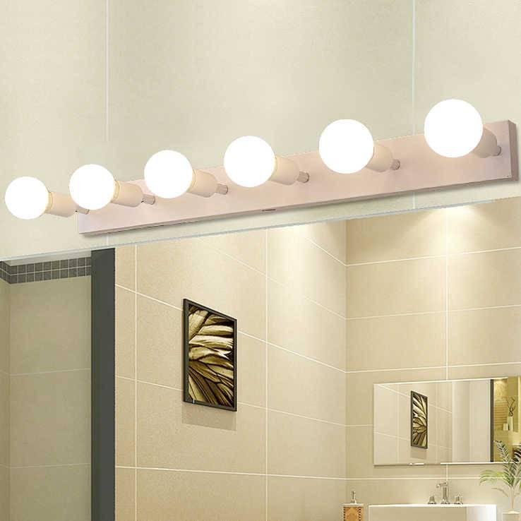 Выбор светильников для ванной комнаты с фото примерами