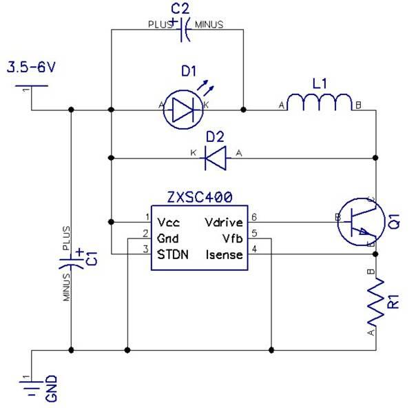 Инструкция по изготовлению диодного фонаря своими руками