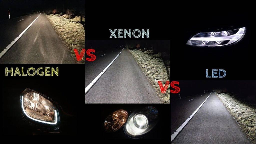Ксенон или светодиоды: что лучше и ярче, какие фары надежнее