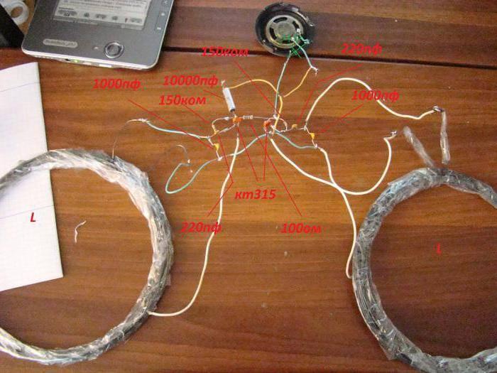 Металлоискатель своими руками - 3 варианта от разных мастеров