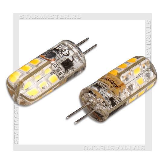 Типы и виды цоколей ламп освещения