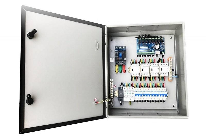 Осветительные щитки: для управления наружным освещением, классификация и размещение