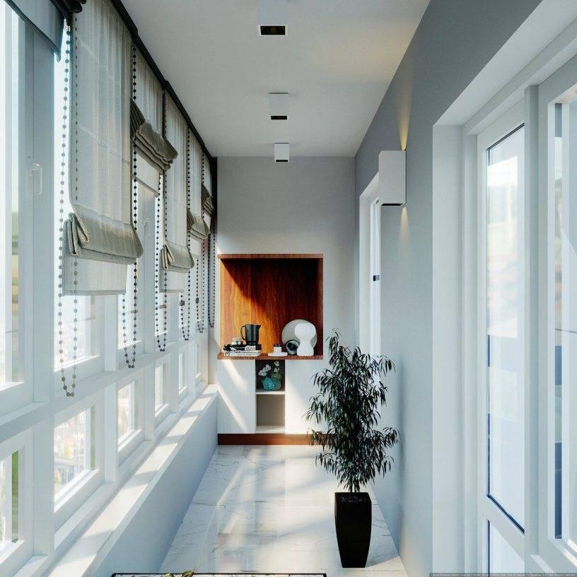 Освещение на балконе: как провести проводку своими руками, дизайн