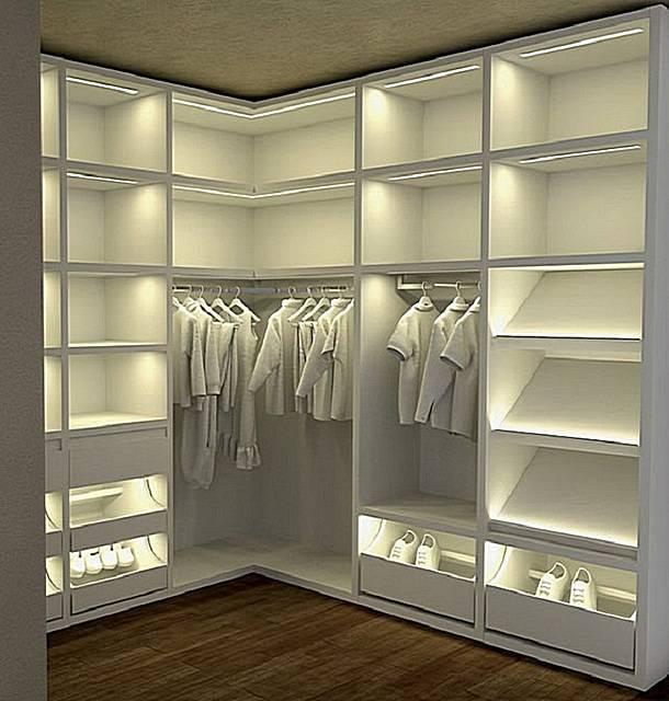 Как своими руками сделать подсветку мебели