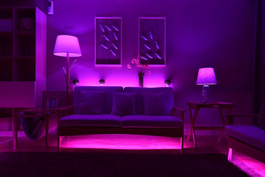 Умное освещение в доме – современные технологии в вашем доме