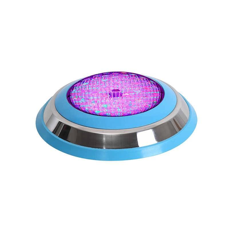 Устройство систем освещения водоемов и бассейнов