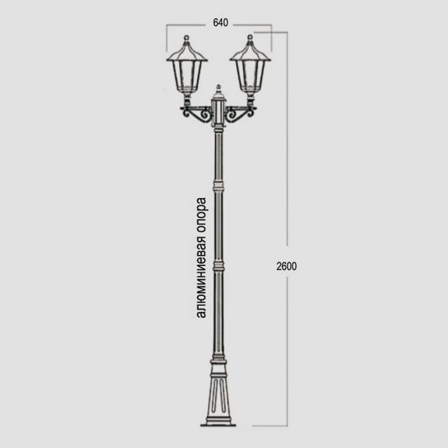 Лучшие светодиодные уличные светильники на 2021 год