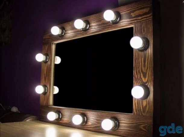 Гримерное зеркало своими руками: с подсветкой для макияжа или в полный рост