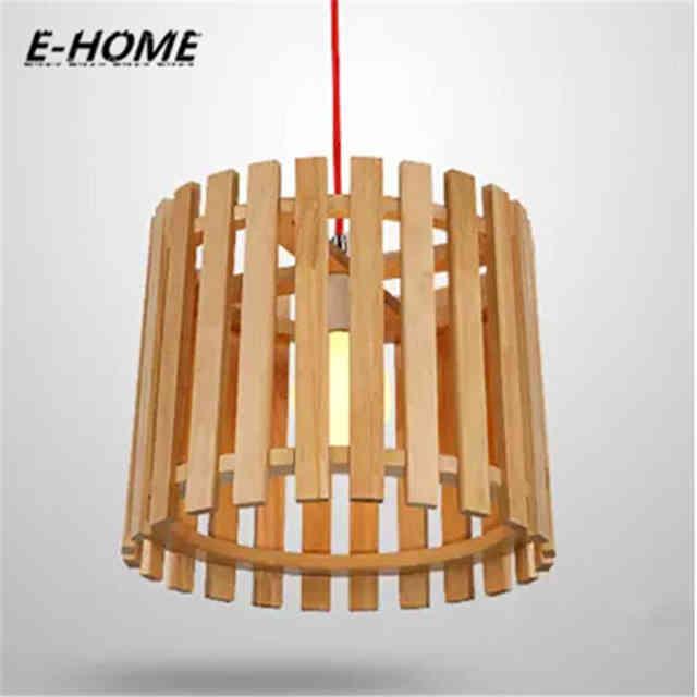 50 необыкновенных светильников из дерева