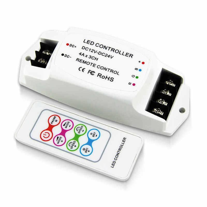 Rgb цветомузыка из светодиодной ленты и подключение музыкального контроллера.