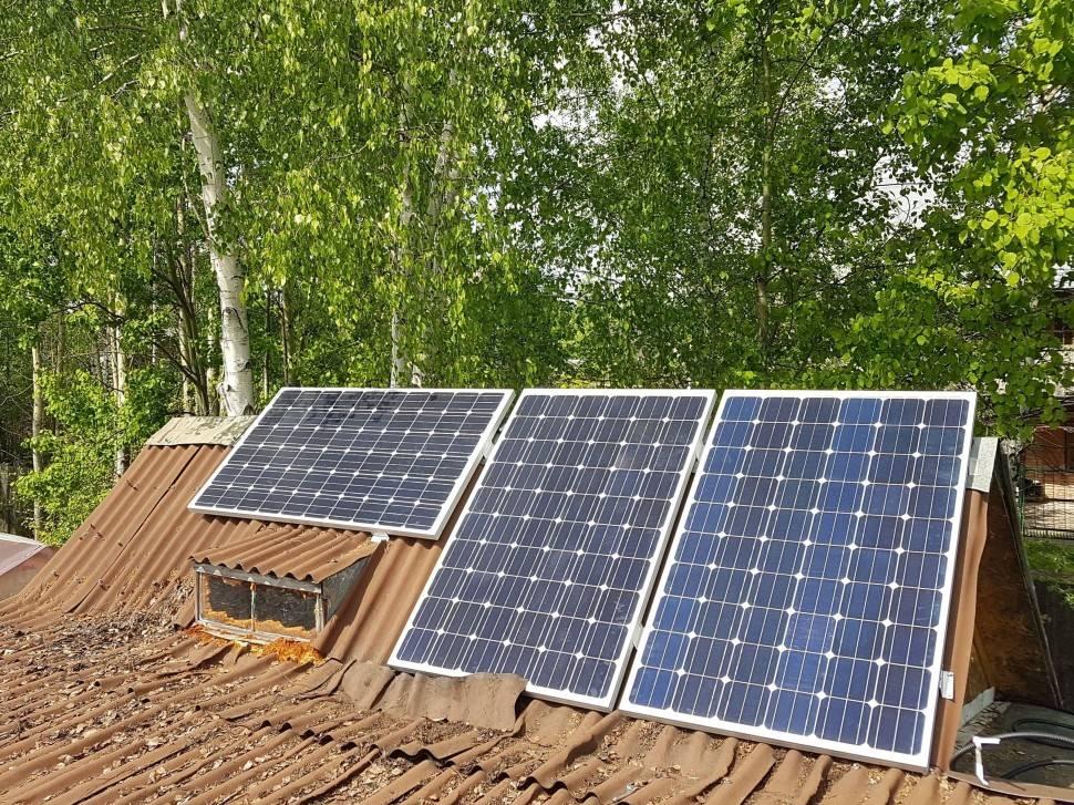 Как подобрать солнечные панели для частного дома: виды, критерии отбора, схемы подключения, установка, дополнительное оборудование