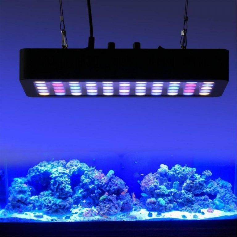 Светодиодный светильник для аквариума, попробуем сделать сами.