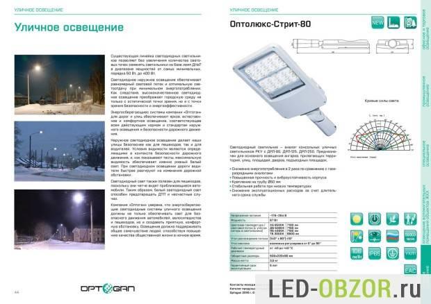 Основные типы ламп: классификация и характеристики