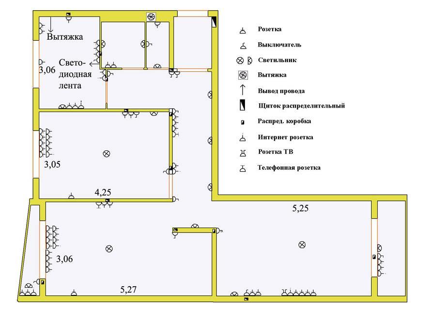 Как спрятать провода в квартире: основные хитрости (51 фото)
