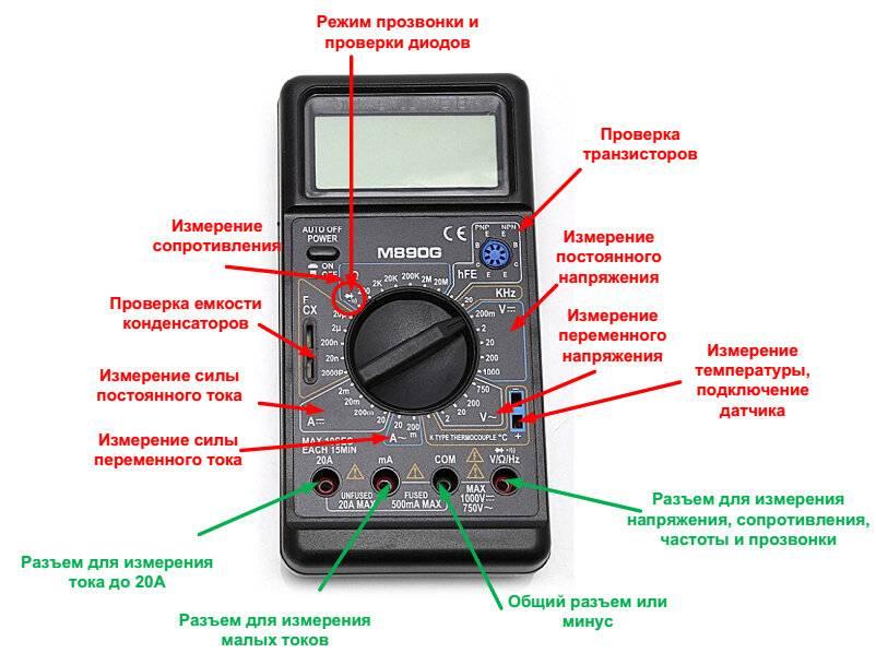 Как проверить лампочку тестером, мультиметром: пошаговая инструкция