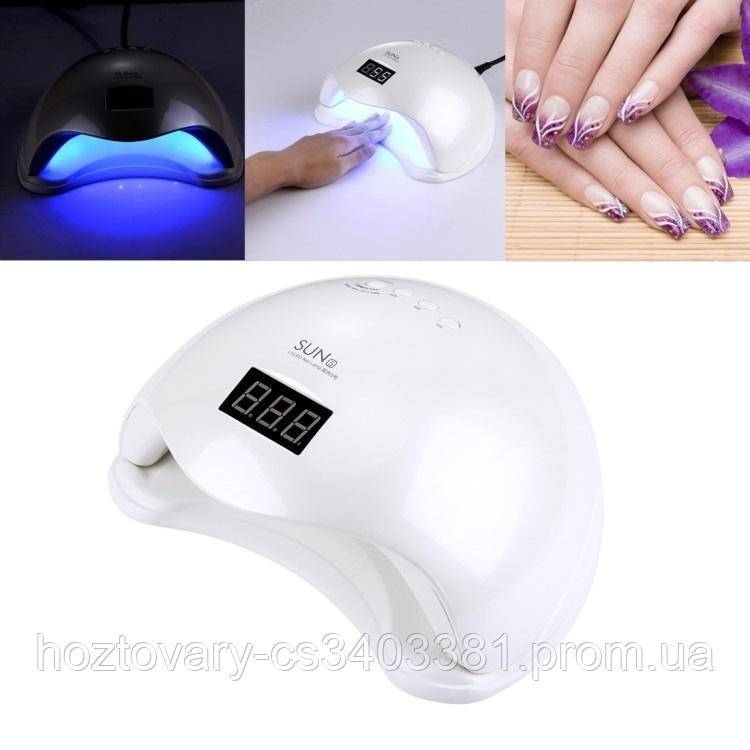 Led-лампа для гелевого маникюра