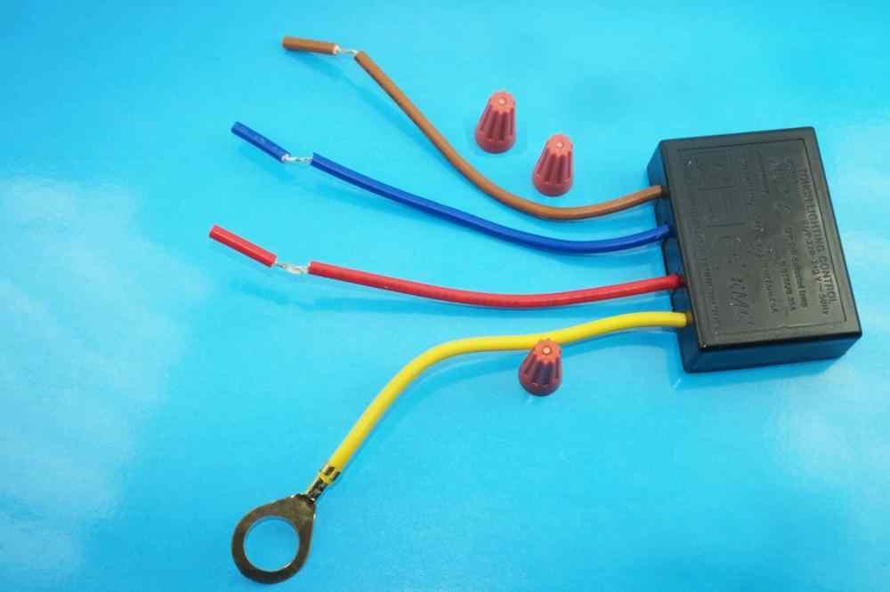Диммеры для светодиодных ламп 220 вольт: виды, выбор, установка
