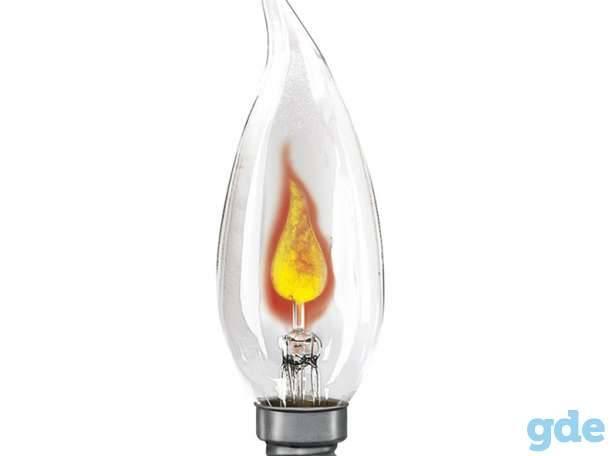 Красота и функциональность лампы «свеча на ветру». лампа светит