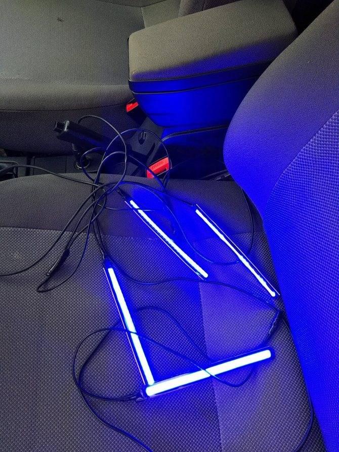 Как правильно запитать светодиоды в автомобиле, часть 1