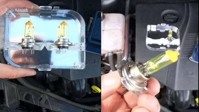 Как подключить противотуманки на форд фокус 2 видео