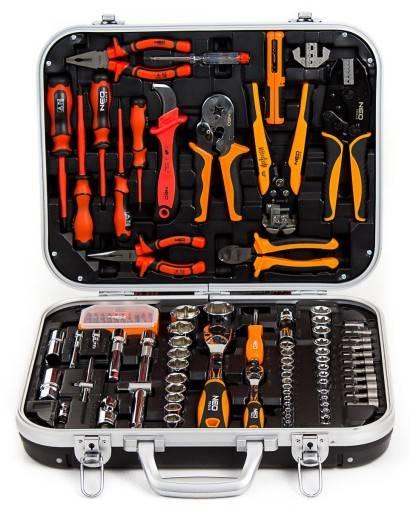 Инструменты для электромонтажа - интсрумент необходимый для электрика