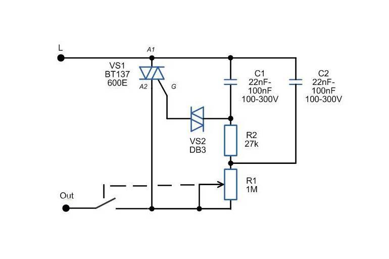 Диммеры для светодиодных ламп: что это такое, как выбрать и подключить