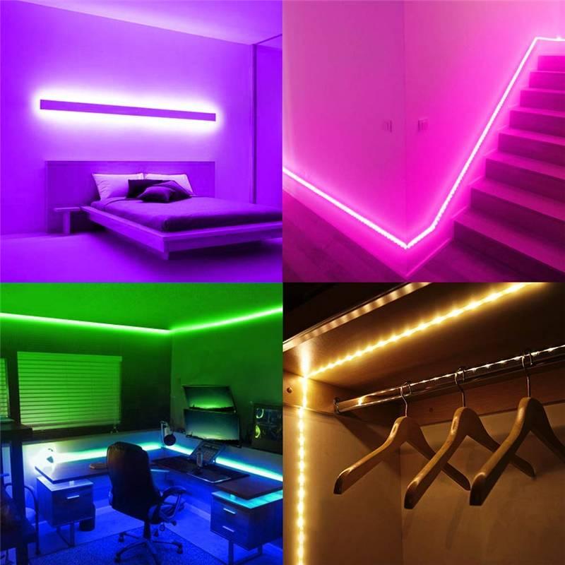 Неоновая подсветка потолка - можно ли сделать ее своими руками?