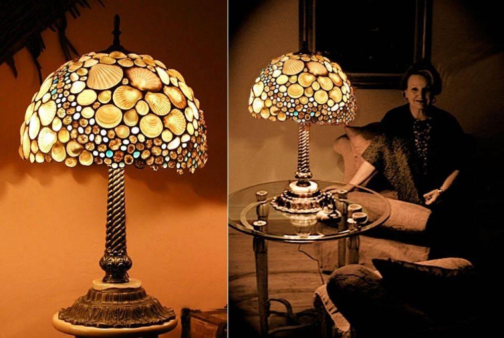 Торшер своими руками: 59 фото постройки современной лампы